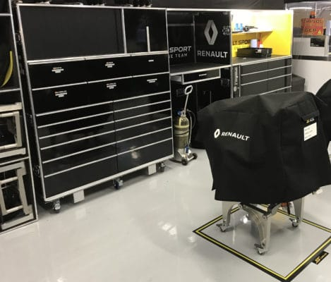 Décembre 2018 : Renault Sport Racing